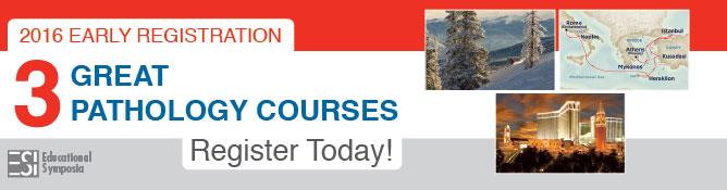 3 Great Pathology Courses